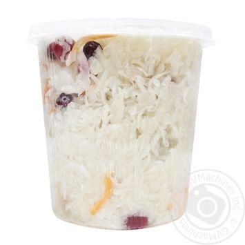 Furshet cabbage sauerkraut with cranberries weig - buy, prices for Furshet - image 1
