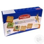 Тости Diatosta Minigrill пшеничні дієтичні 120г