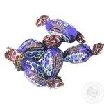 Конфеты Мария Чернослив с грецким орехом в шоколаде весовые