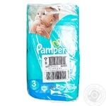 Diaper Pampers Active for children 4-9kg 58pcs