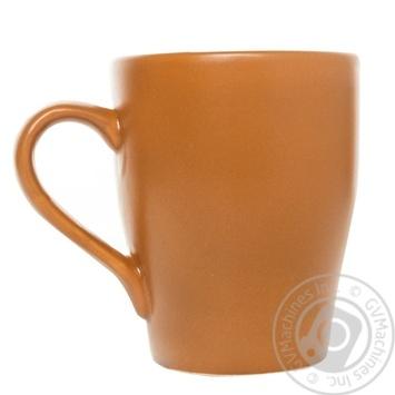 Keramia Terracotta Ceramic Cup 300ml
