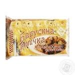 Печенье Житомирские ласощи Бабушкина выпечка затяжное с начинкой с шоколадными дропсами весовое
