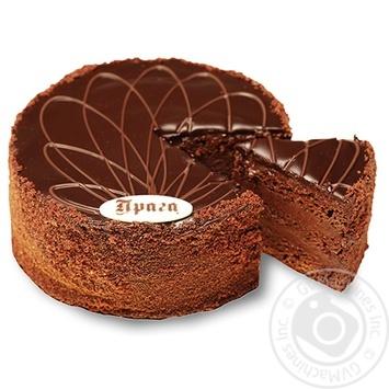 Торт Прага - купить, цены на Novus - фото 1