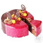 Торт Пьяная вишня - купить, цены на Novus - фото 1