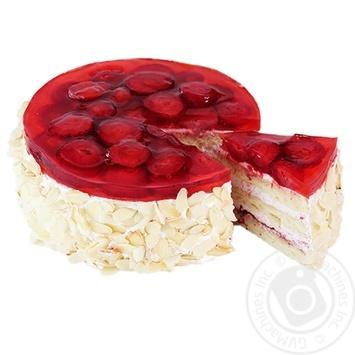 Торт Клубничный - купить, цены на Novus - фото 1