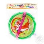 Іграшка барабан мал Колорпласт 1-003