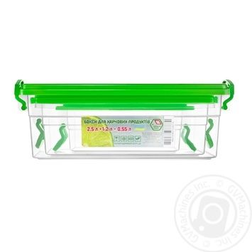 Food storage box for products - buy, prices for Furshet - image 1