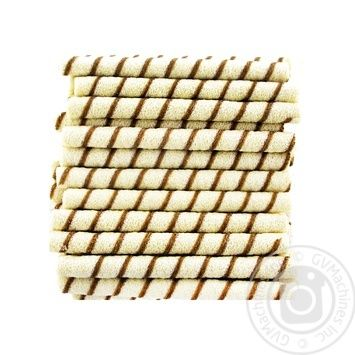 Вафельные трубочки Golski Мііо Сгущеное молоко