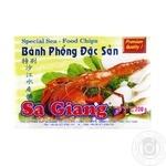 Чіпси Sa Giang зі смаком морепродуктів 200г