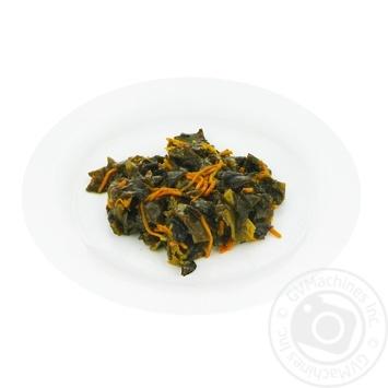 Закуска грибная По-корейски - купить, цены на Фуршет - фото 1