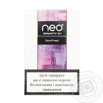 Стіки Kent Neostiks Dark Fresh - купити, ціни на Novus - фото 2