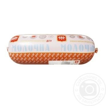 Sausage Meat Guild Milk boiled top grade weighable - buy, prices for Furshet - image 1