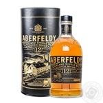 Віскі Aberfeldy 12 років 40% 0,7л - купити, ціни на МегаМаркет - фото 1