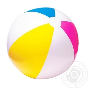 Мяч Intex надувной 51см - купить, цены на Фуршет - фото 1
