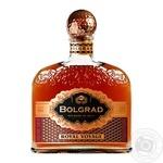 Коньяк Bolgrad Royal Voyage ординарний 5 зірок 40% 0,5л