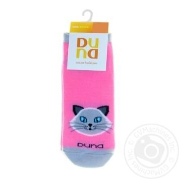 Носки детские Дюна розовый 20-22 4201