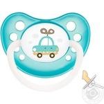 Пустышка Canpol babies Toys латексная анатомическая 18+мес. в ассортименте