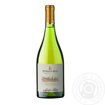 Вино Santa Rita Medalla Real Gran Reserva Chardonnay белое сухое 13.5% 0,75л
