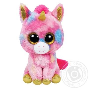 Іграшка Єдиноріг Fantasia Beanie Boo's 36158 TY 15см - купить, цены на Novus - фото 1