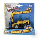 Игрушка Maisto builder zone машинка