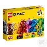 Конструктор Lego Базовый набор кубиков 11002 - купить, цены на Novus - фото 1