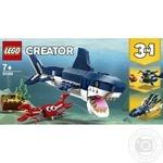 Конструктор Lego Підводні мешканці 31088