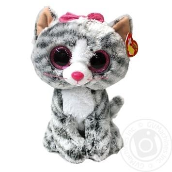 TY Beanie Boo's Kiki Kitten Toy 15cm - buy, prices for Novus - image 1