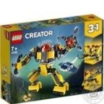 Конструктор Lego Підводний робот 31090