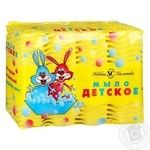 Мило Невська Косметика дитяче 4шт 100г - купити, ціни на Novus - фото 1