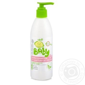 Пінка-шампунь Dr Sante Baby 300мл - купити, ціни на Novus - фото 1