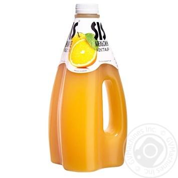 Нектар SIS апельсиновий 1,6л - купити, ціни на МегаМаркет - фото 1
