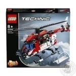 Конструктор Lego Рятувальний гелікоптер 42092