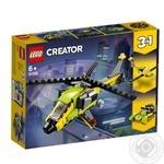 Конструктор Lego Пригода з гелікоптером 31092