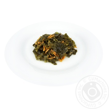 Seaweed Salad with Carrots