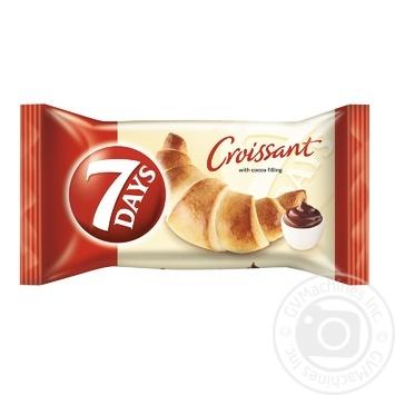 Круассан 7 days с кремом какао 65г - купить, цены на Novus - фото 1