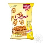 Dr.Schar Salinis gluten free pretzels 60g