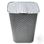 Heidrun Diamond Basket 60l 35х42х57cm