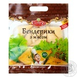 Elika Precooked Frozen With Meat Benderiki 390g