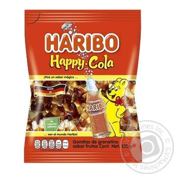 Цукерки желейні Haribo Хеппі Кола 150г - купити, ціни на CітіМаркет - фото 1