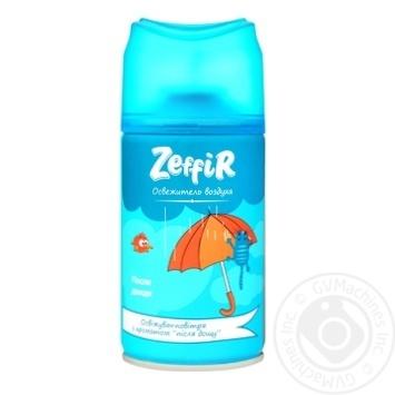 Сменный баллон Zeffir для освежителя После дождя