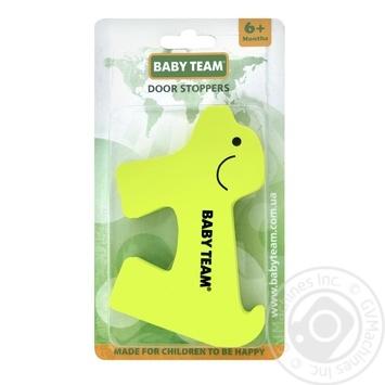 Фіксатор для дверей Baby team - купити, ціни на Novus - фото 1