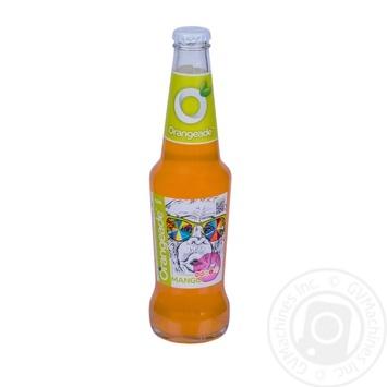 Напиток Orangeade со вкусом Манго 330мл - купить, цены на Фуршет - фото 1