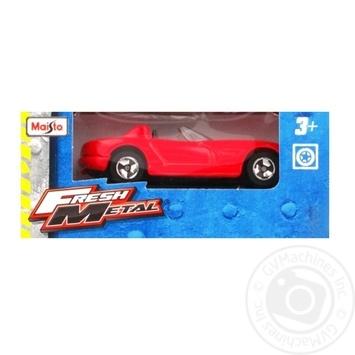 Игрушка Maisto Модель автомобиля 7,5см - купить, цены на Novus - фото 1
