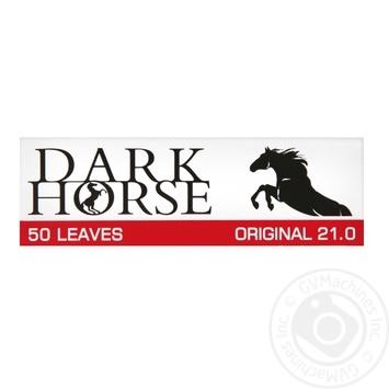 Бумага Dark Horse Regular Size Original 50шт - купить, цены на Фуршет - фото 1