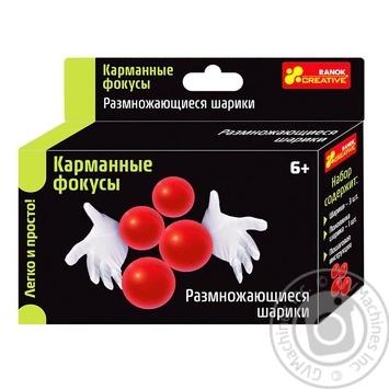 Фокусы Ranok Стаканы с секретом 12215001Р - купить, цены на Ашан - фото 4