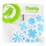 Toilet paper Auchan Kozhen den 4pcs