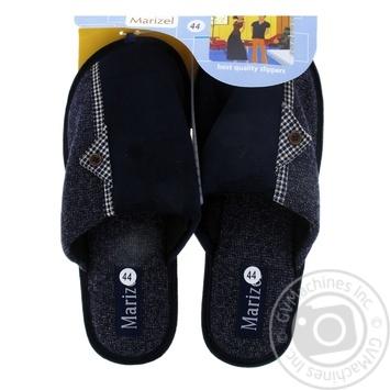 Обувь Marizel комнатная мужская 774 HUK - купить, цены на Фуршет - фото 1