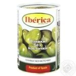 Iberica pitted green olive 420g - buy, prices for MegaMarket - image 1
