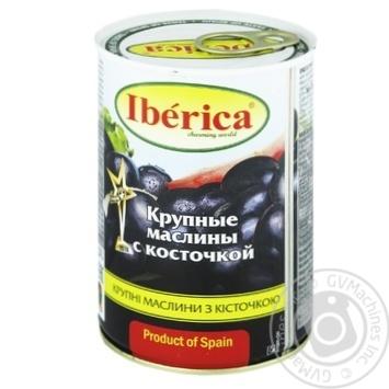 Iberica with bone black olive 420g - buy, prices for Novus - image 1
