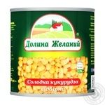 Dolina Zhekanii Sweet Selection Corn 425ml